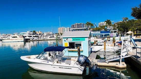 Sarasota Boat Rental
