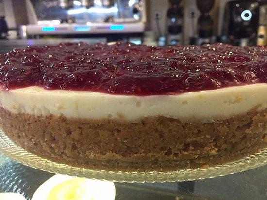 Sabor City: Cheesecake de Frambuesas