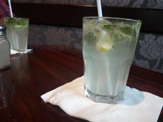 Hard Rock Cafe: mojito