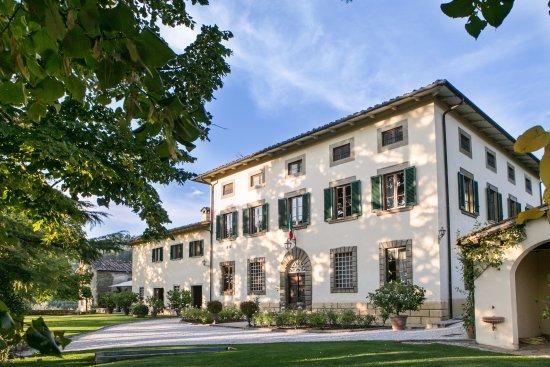 Relais Villa Belpoggio: La Villa