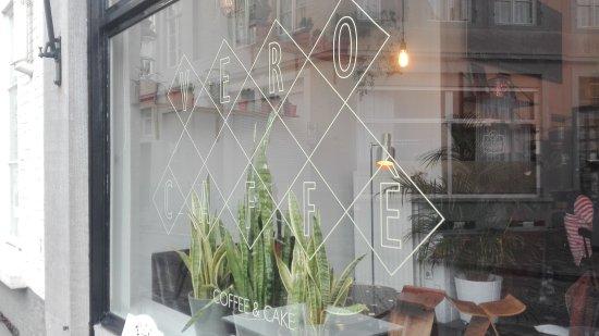 Photo of Cafe Vero Caffe at Sint-jansplein 9, Bruges 8000, Belgium