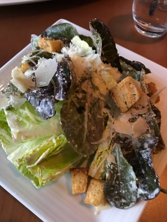 CURRENT Restaurant: Caesar Salad