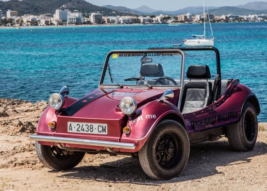 Beach Buggy Mallorca