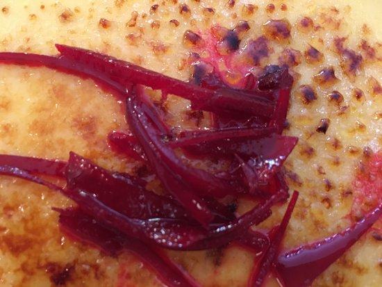 Le Relais d'Anjou: Crème brulée aux écorces d'orange