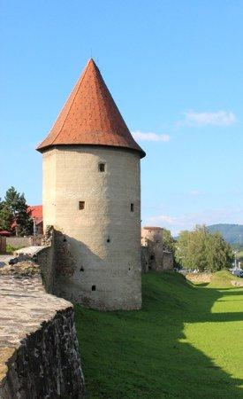 Lower Gate: Bastione