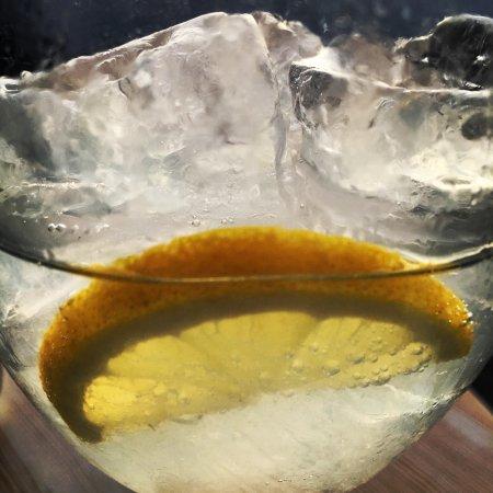 Abrasa BBQ SteakHouse: Gin Tonic