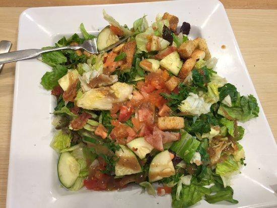McAlister's Deli: grilled chicken salad