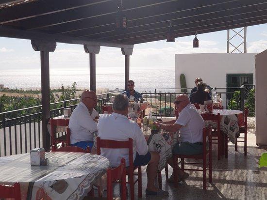 La Churuata: Our Terrace