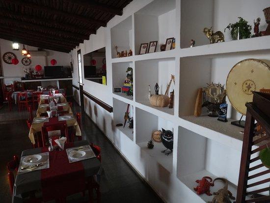 La Churuata: Our Saloon