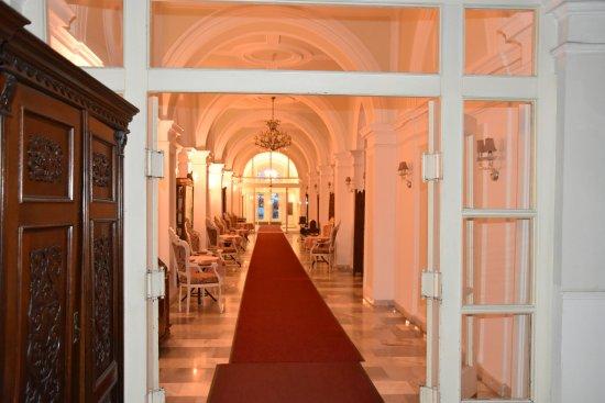 Pannonia Hotel: Ground floor