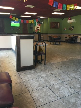 Los Angeles Mexican Restaurant Photo