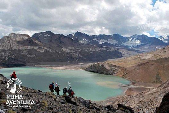 """Puma Aventura: Expedición paso """"Las Leñas"""", Región de O'Higgins."""