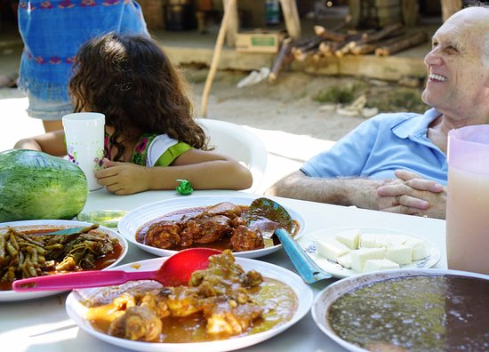 Costa Chica Tours: delicious traditional food