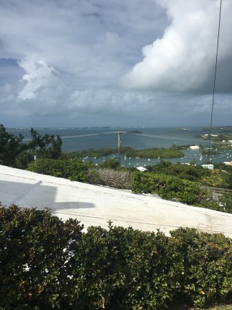 Gibb's Hill Lighthouse: Couple of pictures of the view from Gibbs Hill Lighthouse