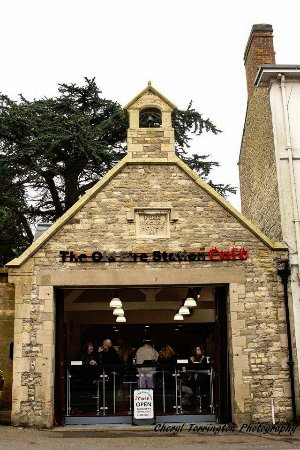 The Old Fire Station Cafe