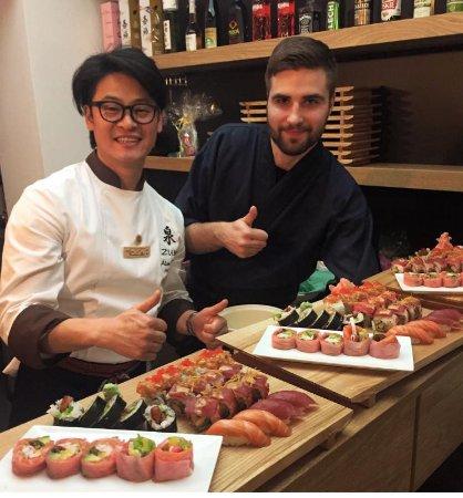 Egao Sushi Japanese Restaurant & Bar
