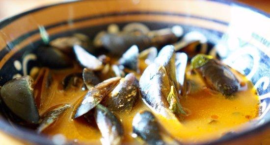 Costa Chica Tours: tichinda. Mangrove mussel dish