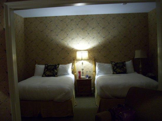 Moffat Inn: Room 123