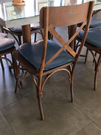 Cafe MuRo: nice chair