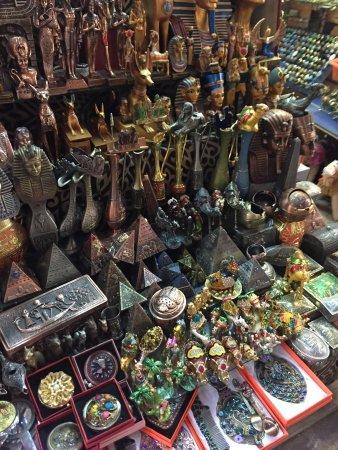 ハーン ハリーリ市場