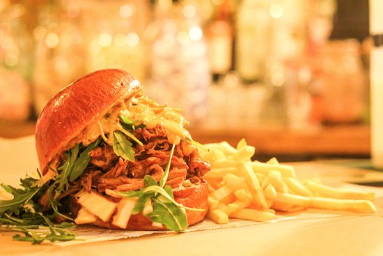 Drogheda, Ierland: *New* Pulled Pork