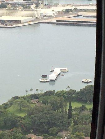 Blue Hawaiian Helicopters - Oahu: USS Arizona Memorial