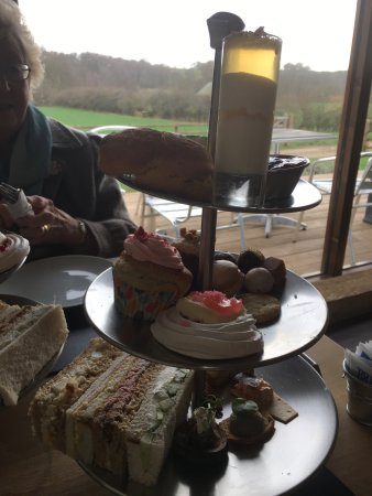 Longtown, UK: Afternoon Tea for Two