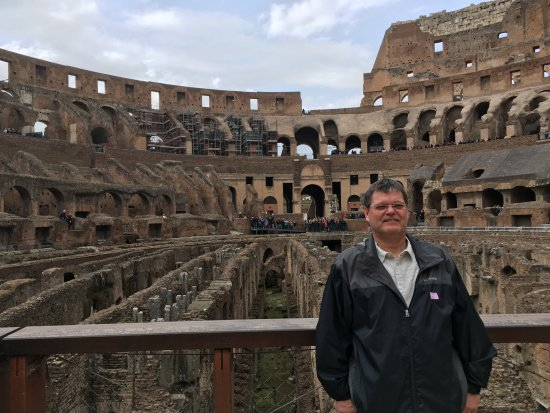 LivItaly Tours: Inside the Colosseum