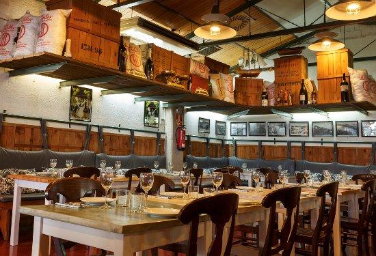 El Tinglado: Restaurante Tinglado Barcelona