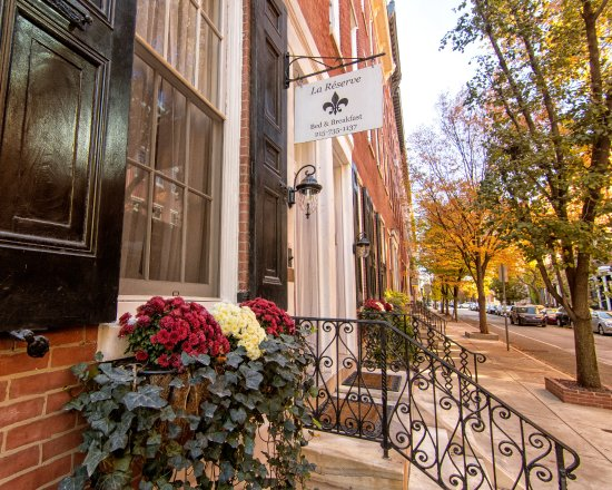 Food - Picture of La Reserve Center City Bed and Breakfast, Philadelphia - Tripadvisor