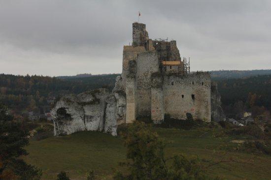 Mirow Castle Ruins Mirw