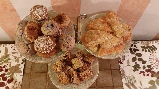 Food - Picture of La Reserve Center City Bed and Breakfast, Philadelphia - Tripadvisor