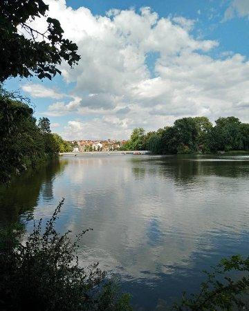 Altenburg, Germany: Δίπλα στον Ζωολογικό κήπο!!!