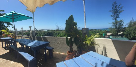 Ponta do Ouro, Mosambik: Mango Tropical Café, is the most amazing place you will ever find, Incredibly delicious food & m