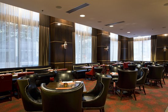 Siena Tuscan Steakhouse Dining Room Features Tables And Booth Options