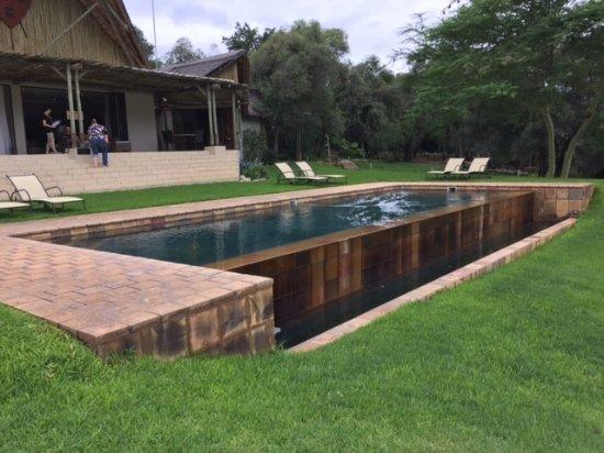 Amakhosi Safari Lodge Resmi