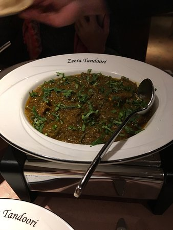 Zeera Tandoori: Oh my the Zeera never fails to impress this has to be the best Indian restaurant I go to. Thank 