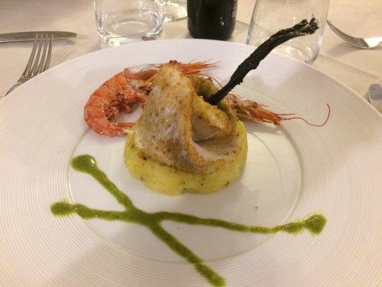 L'Ostrica Ubriaca Restaurant: Fisch