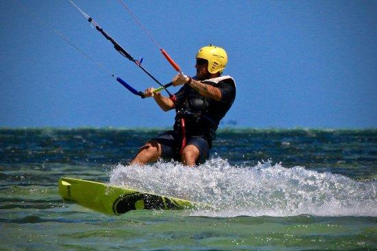 Kitesurf Attitude