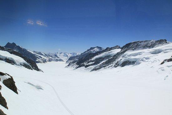 Aletsch Glacier: O Glacial!