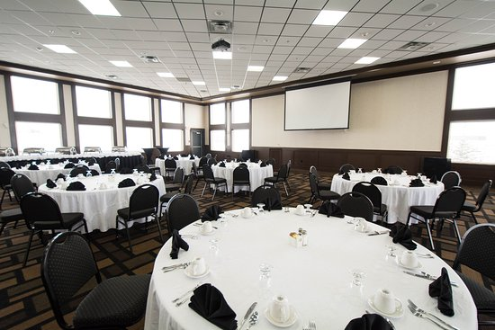 Peace River, Canada: Banquet & Conference Room