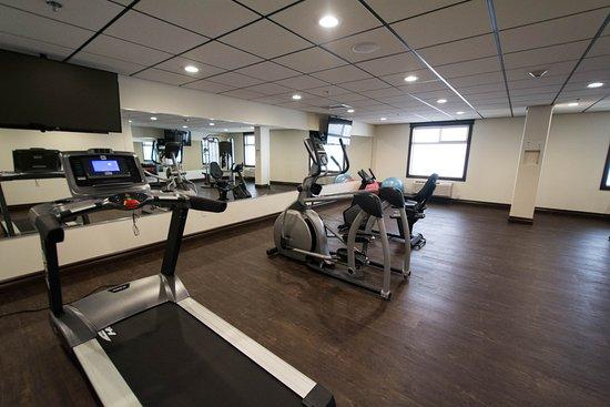 Peace River, Canada: Fitness Centre