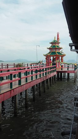 Lanta Old Town: Santuario cinese