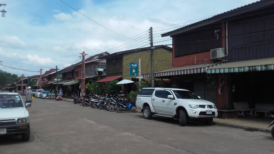 Lanta Old Town: Strada principale