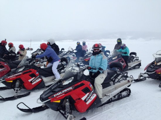 Copper Mountain, CO: Snowmobiling Tour