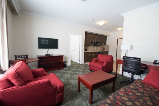 Manning, Canada: Executive King Suite