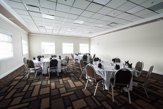 Manning, Canada: Meeting Room