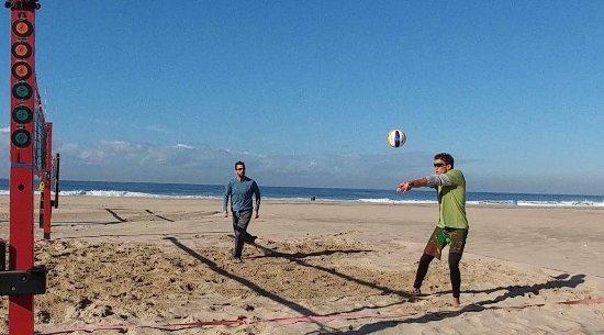 Hermosa Beach, CA: Morning Pro Practice