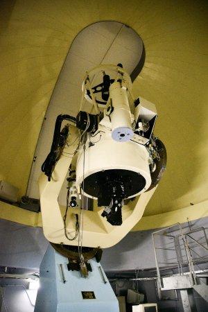 Ibara, Japón: 大型の101cm望遠鏡