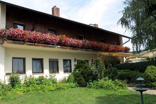 Eichstatt, Germany: Ansicht des Gasthaus Klettergarten